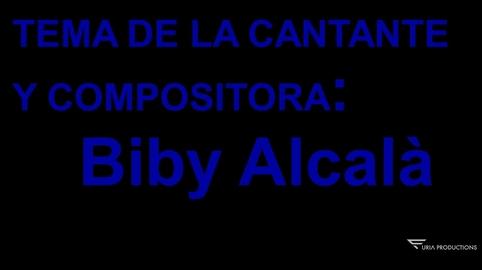 Cancion :Burbuja, Biby Alcalà , cantante y compositora #LaDobleVida