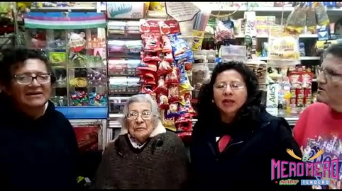 "abarrotes ""El Perico"" #comerciantescongarra"
