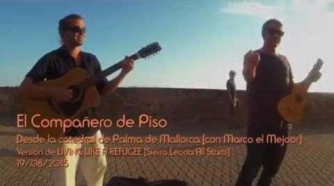 Grupo versiones Mallorca - SMILE - El Compañero de Piso