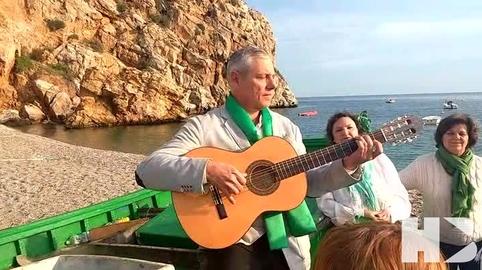 Calahonda (Granada) Canta el Himno de Andalucia #28f