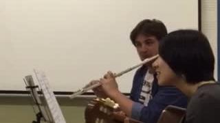 Un poquito de Flauta Flamenca