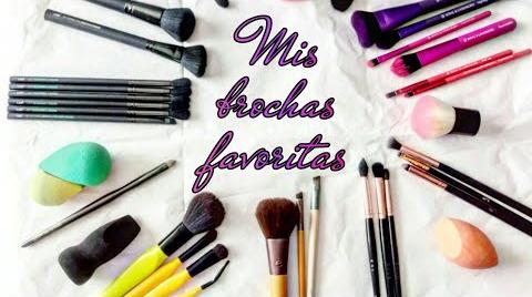 MIS BROCHAS FAVORITAS 2018 | MAQUILLAJE A LA MEXICANA #FASHIONTIPS ##FashionTip