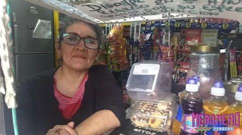La Flor de Padierna #comerciantescongarra