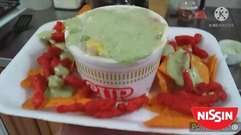 Nissin salsa verde #NissinSOS