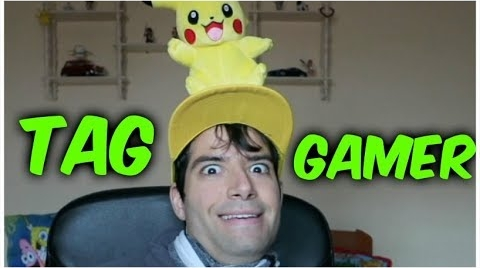 TAG DEL GAMER | Mr Mimikiu #TagGamer