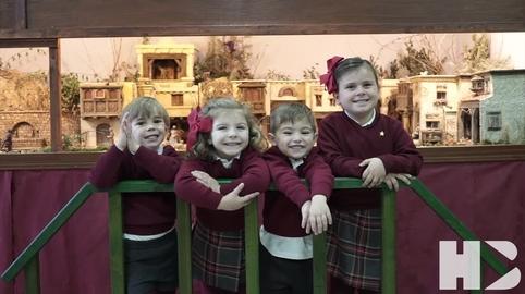 Colegio Sagrada Familia Utrera #CanalSur