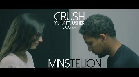 Yuna - Crush ft. Usher (MINSTELION Cover)