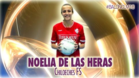 Noelia de las Heras - Club Deportivo Chiloeches