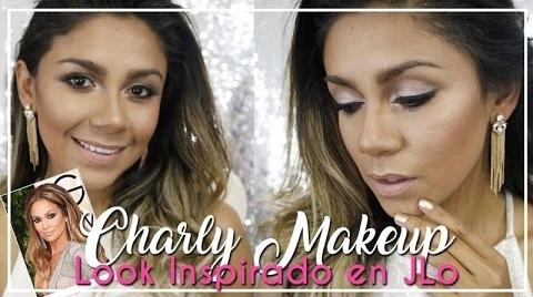Piel Luminosa inspirado en JLo | Glow | Maquillaje fácil y sutil | Charly Makeup #Instyle Makeup