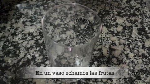 mi video para la campaña coctel festivo #OXXOALaVueltaDeTuVida