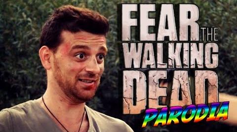 Fear The Walking Dead season 1final PARODIA