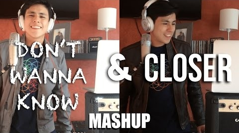 Don't Wanna Know / Closer (MASHUP) // Sergio Maralva #HitsbookMúsica