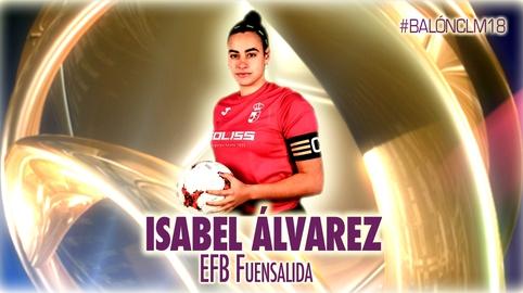 Isabel Álvarez - Escuela de Fútbol de Fuensalida