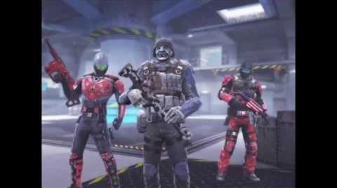 Batalla con Amigos y Subs Modern combat 5