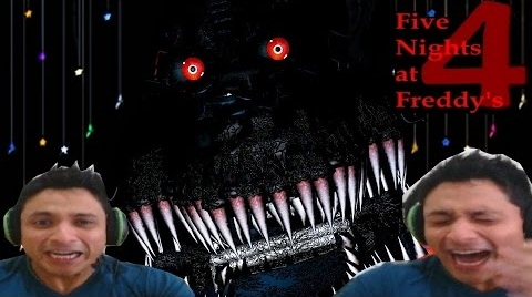 CASI ME INFARTO!!!-FIVE NIGHTS AT FREDDY´S 4
