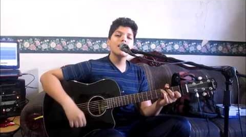 All of me - John Legend (Alonso Celis cover)