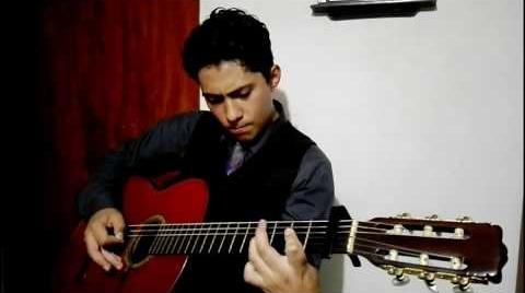 Brandon Castro - Canta Corazón cover ROMANTICOVER