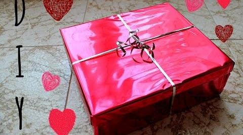 DIY ♥ Idea regalo San Valentín ♥