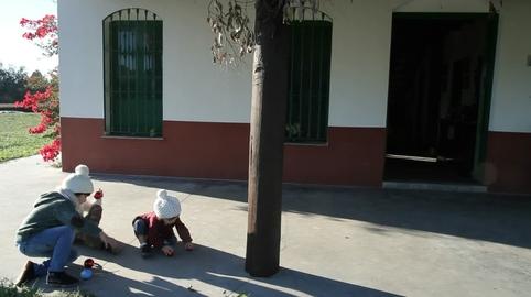 DULCE NAVIDAD. MARIA FARACO. ALMONTE (HUELVA)