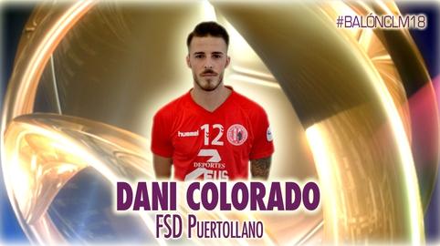 Dani Colorado - Fútbol Sala Deportivo Puertollano