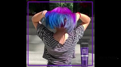 Mi cabello luce radiante con John Frieda #QuieroGanarJohnFrieda