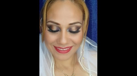 Tutorial/Maquillaje de Novia/Bridal Make up