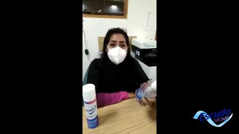 Yo uso Escudo Antibacterial #EscudoMoms