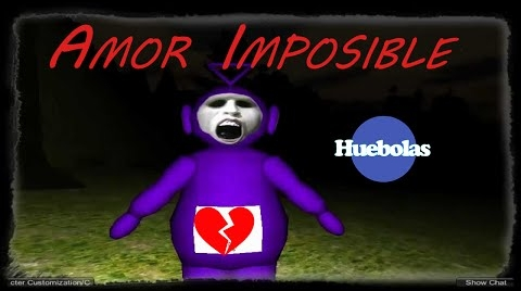 Amor imposible | SlendyTubbies [Parte 2]