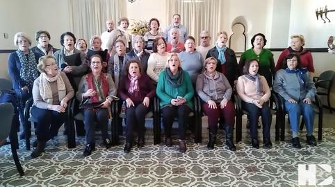Himno Andalucia Coro Alperiz de Dos hermanas #28f