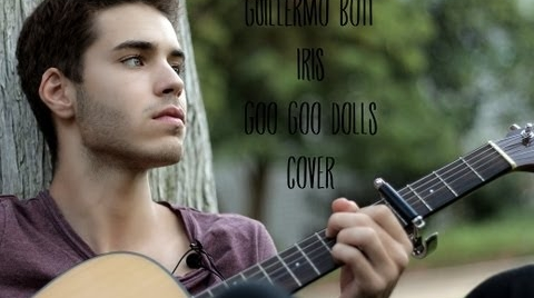 "Iris - Goo Goo Dolls ""Cover"" (Guillermo Botí)"