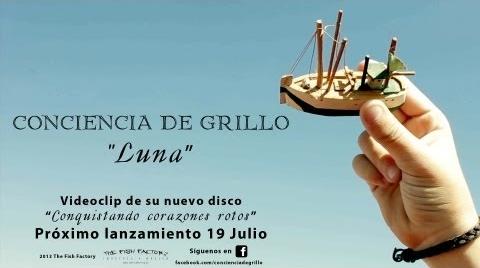 Conciencia de Grillo - Luna