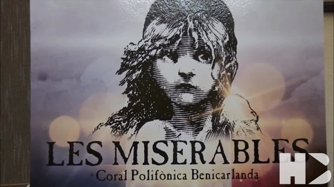 Sillas y mesas vacías. Los Miserables (Cover por Juan Bañales y Juanvi Lladosa al teclado) #coversdecine