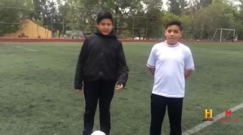 Entrenando por nuestra pasion, el Futbal