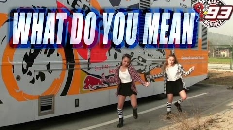 WHAT DO YOU MEAN ? BY @_claudieta_  @marta_lopez_official || Dance ||