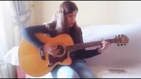 Drag me down- cover Bárbara Anguita
