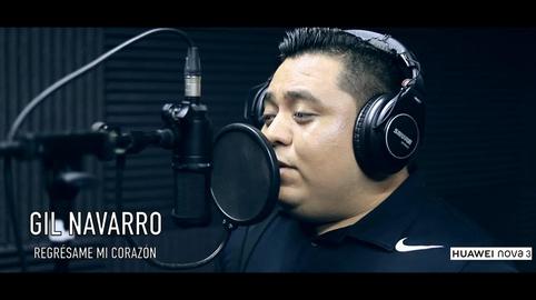 Carlos Rivera - Regrésame Mi Corazón (cover by Gil Navarro)