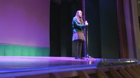 Yo también canté el villancico de Canal Sur - Colegio Stella Maris de Almería