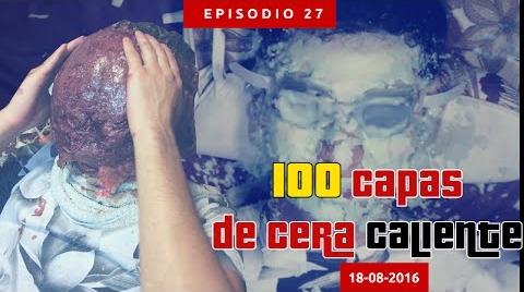 100 CAPAS DE CERA CALIENTE EN LA CARA -DANIEL SADITA c