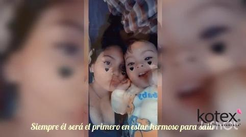 KOTEX en la maternidad #HablemosDeSaludVaginal