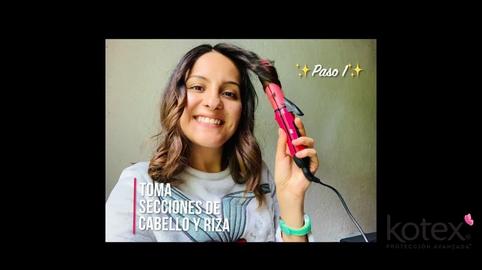 Peinado LINDO, RÁPIDO y FÁCIL en segundos #MAXImízate