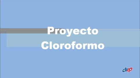proyecto cloroformo