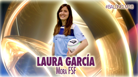 Laura García - Mora Fútbol Sala