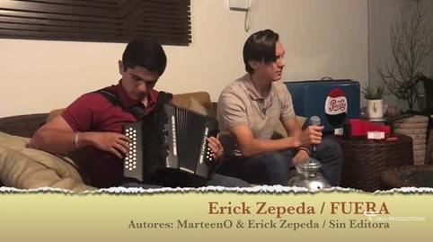 FUERA - Erick Zepeda #LaDobleVida