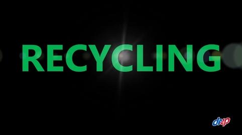 Reciclando por el ambiente