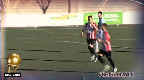 Marcos Moreno - Atlético Ibañés