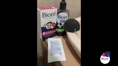 Mis productos favoritos para mi rutina de limpieza de Bioré #RegresaAClasesConProductosBioré