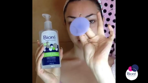 iel Increíble con los productos Bioré #RegresaAClasesConProductosBioré