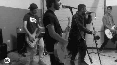 SEIS dimensiones - Miedo por Bandera en Garage Session (en directo)