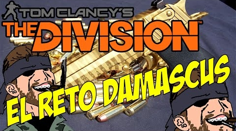 THE DIVISION | EL RETO DE DAMASCUS