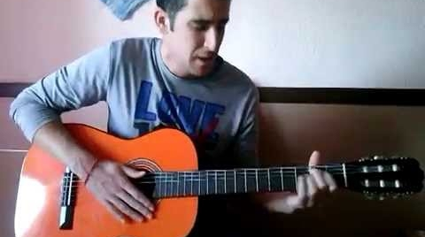 David De María- Pétalos marchitos- Cover por John Walls
